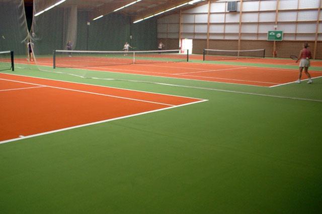 tennis surfaces